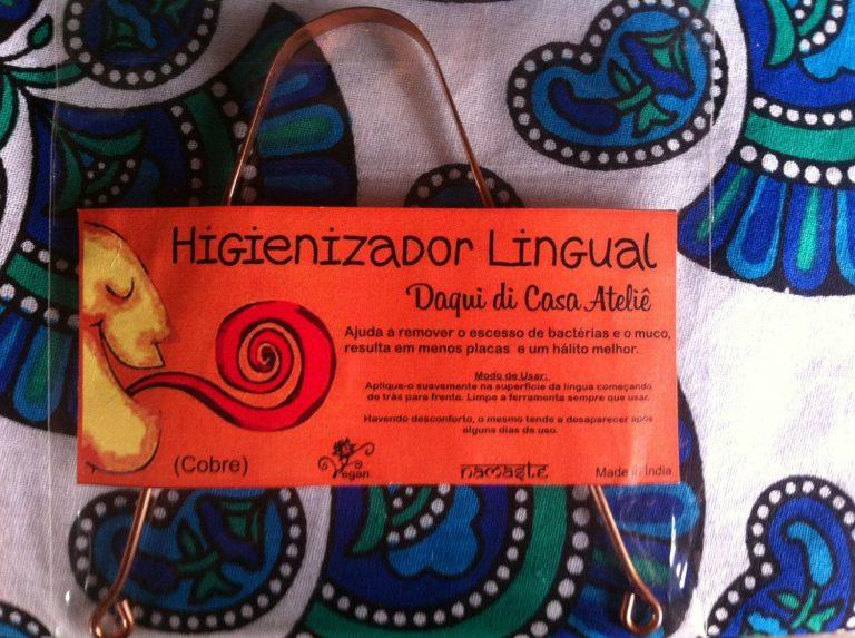 Higienizador Lingual